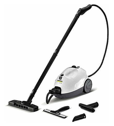 KARCHER Entry class steam cleaner (White