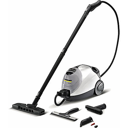 KARCHER Middle class steam cleaner (White