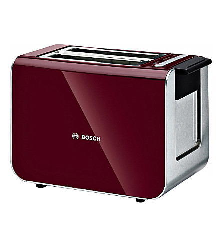 bosch styline two slice toaster. Black Bedroom Furniture Sets. Home Design Ideas