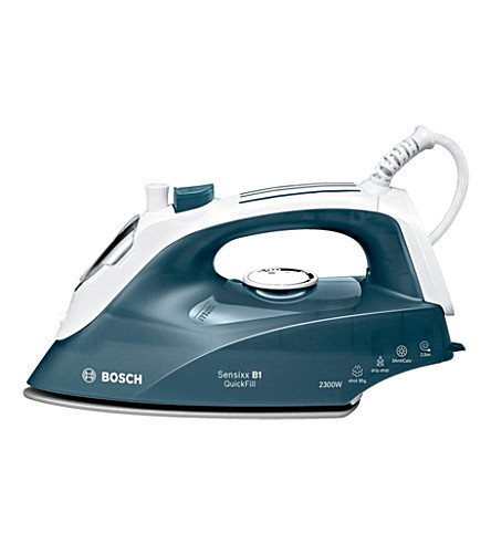 BOSCH Steam iron 2300w (Blue
