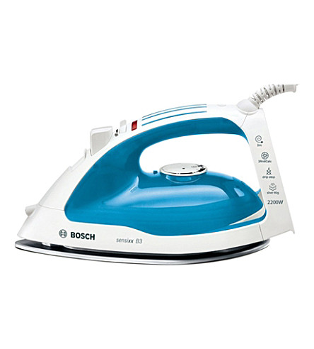 BOSCH Steam iron 2200w (Blue