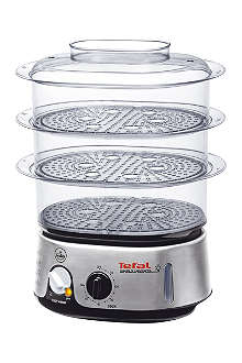 TEFAL Three-tier steamer