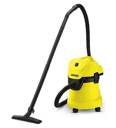 KARCHER WD3.200 Wet & dry vacuum cleaner (Black & yellow