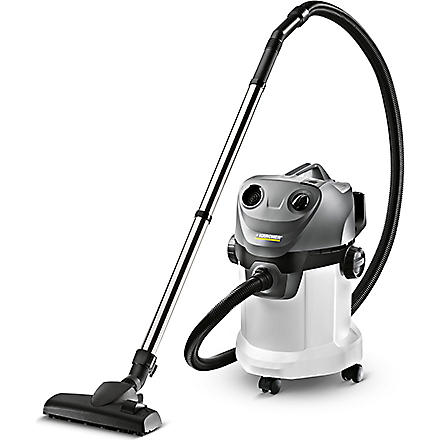 KARCHER WD4.290 Wet & dry vacuum cleaner (White