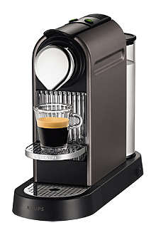 NESPRESSO CitiZ coffee machine