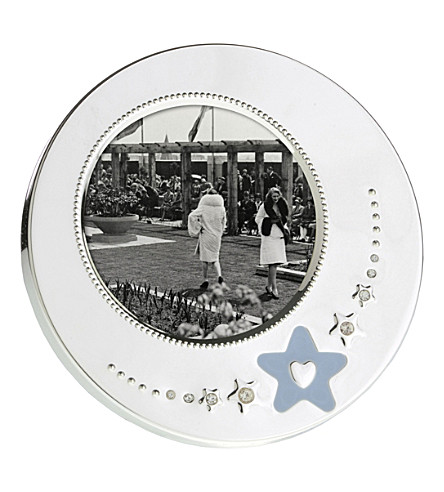 ARTHUR PRICE Children's round photo frame for boys