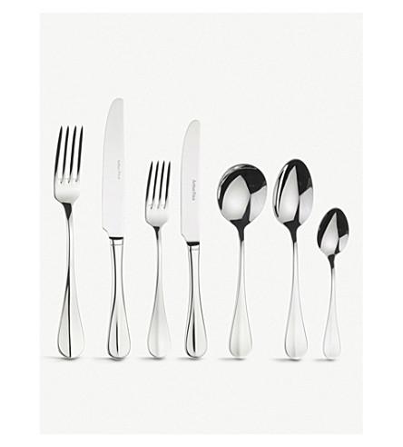 ARTHUR PRICE Baguette 44-piece canteen cutlery set for 6