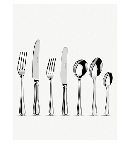 ARTHUR PRICE Britannia 44-piece canteen cutlery set for 6