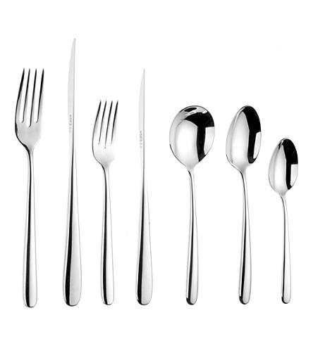 ARTHUR PRICE 回声44件不锈钢 Cutlery 设置为 6