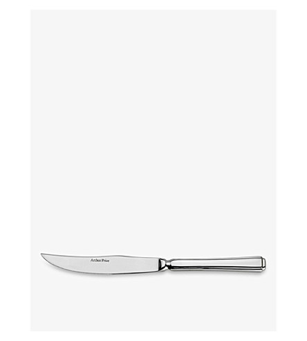 ARTHUR PRICE Harley set of 6 stainless steel steak knives