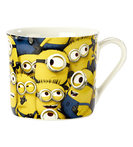 ARTHUR PRICE - Sea of minions bone china mug  e3586d5a0d8