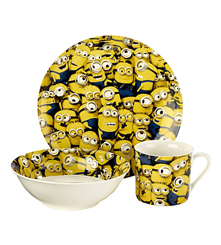 ARTHUR PRICE Sea of minions 3 piece set