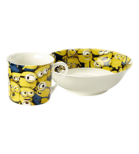 ARTHUR PRICE Sea of minions 2 piece set