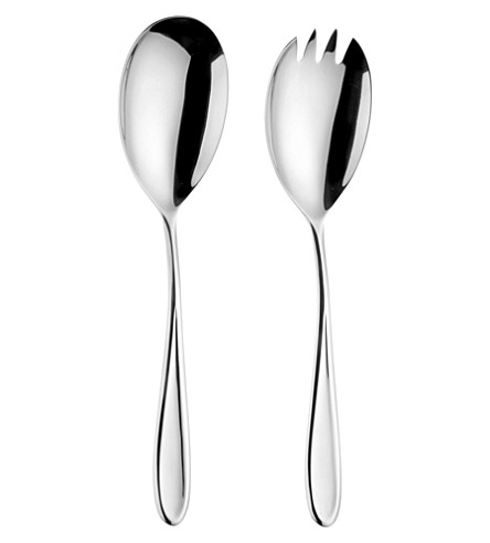 ARTHUR PRICE Sophie Conran stainless steel salad servers