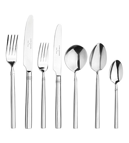 ARTHUR PRICE Valentina 58-piece stainless steel cutlery set