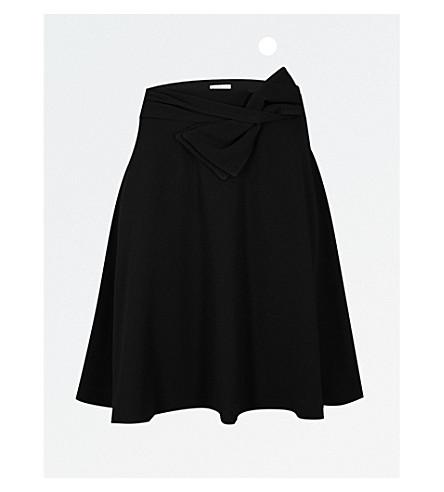 CLAUDIE PIERLOT Sonate 绉裙 (黑色