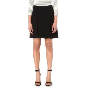 Sabine crepe skirt