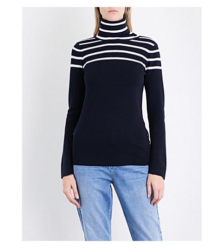 CLAUDIE PIERLOT Marais wool jumper (Noir