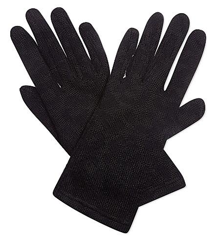 CLAUDIE PIERLOT Amoufle gloves (Noir