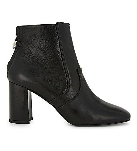 CLAUDIE PIERLOT Ariana heeled boots (Noir