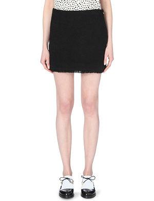 CLAUDIE PIERLOT Solange tweed skirt