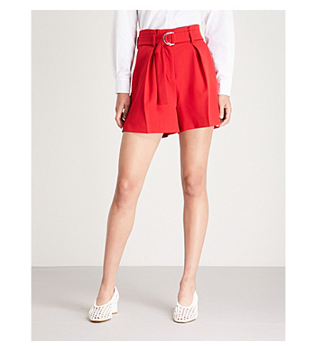 EDWARD CREPE SHORTS
