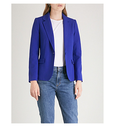 CLAUDIE PIERLOT Vermeil blazer (Purple