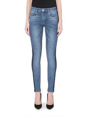 CLAUDIE PIERLOT Skinny mid-rise jeans