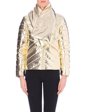 CLAUDIE PIERLOT Goldie padded jacket