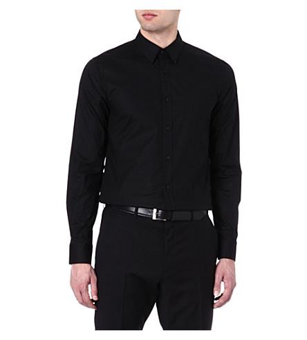 hugo boss elisha slim fit shirt. Black Bedroom Furniture Sets. Home Design Ideas