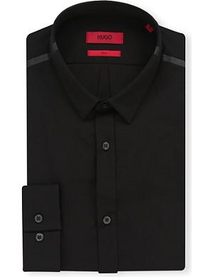 HUGO BOSS Ero slim-fit cotton shirt