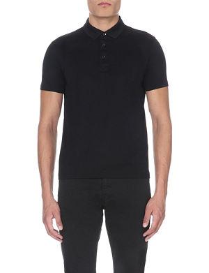 HUGO BOSS Regular-fit cotton polo shirt
