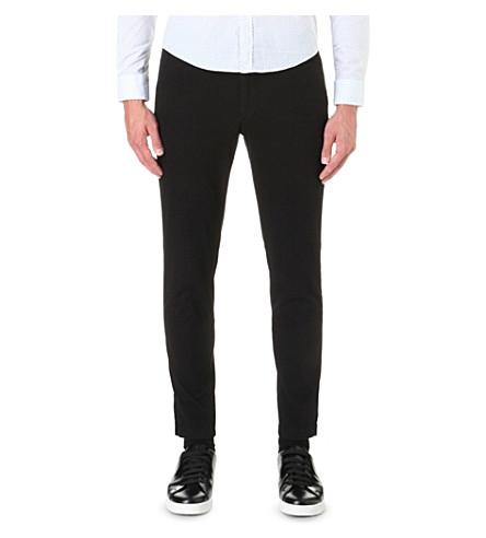 boss slim fit tapered jeans. Black Bedroom Furniture Sets. Home Design Ideas