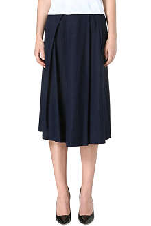 WHISTLES Ivy midi skirt