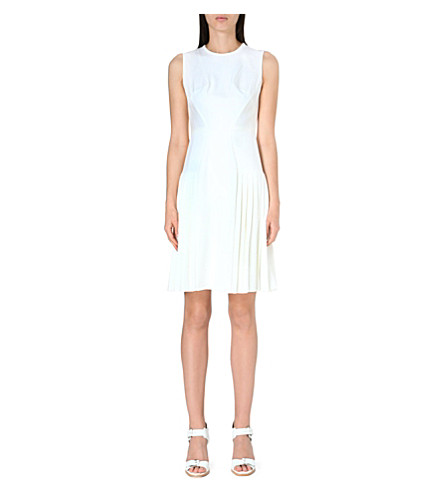 WHISTLES Claudette dress (Cream