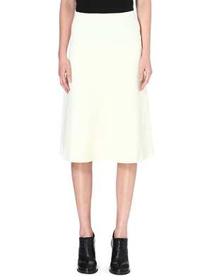 WHISTLES Mika Limited Edition midi skirt
