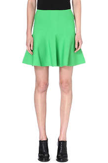 WHISTLES Stretch-knit Limited Edition skater skirt