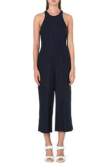 WHISTLES Bex wide-leg jumpsuit