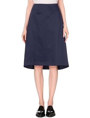 WHISTLES A-line skirt