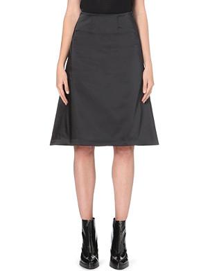 WHISTLES Yosha A-line skirt