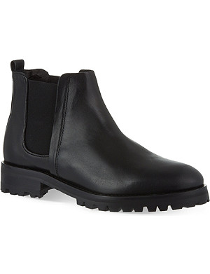 WHISTLES Hoya cleated Chelsea boot
