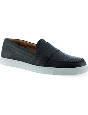 WHISTLES Daphne sneaker loafers