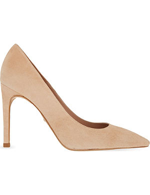 WHISTLES Cornel suede courts