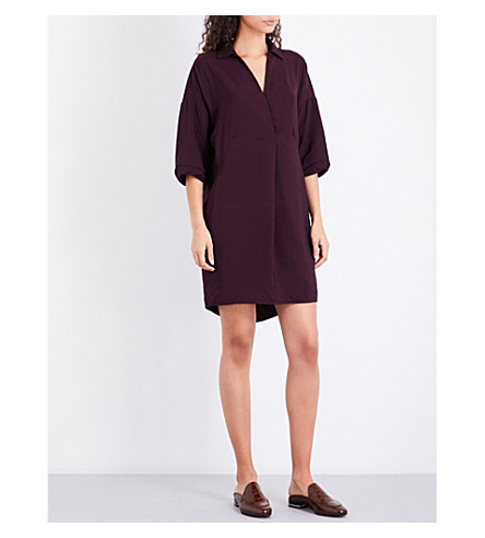 WHISTLES Lola woven dress