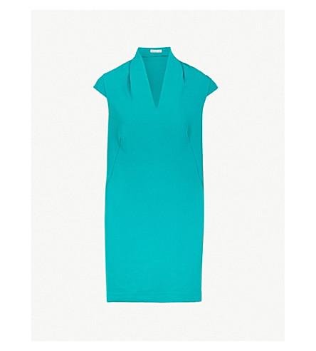 WHISTLES PAIGE 绉裙 (绿色