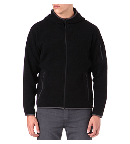 ARC'TERYX Covert fleece hoody (Black