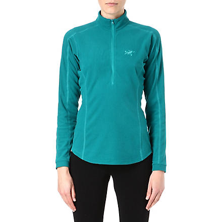 ARC'TERYX Delta long-sleeved top (Green