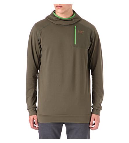 ARC'TERYX Stryka hoody (Green