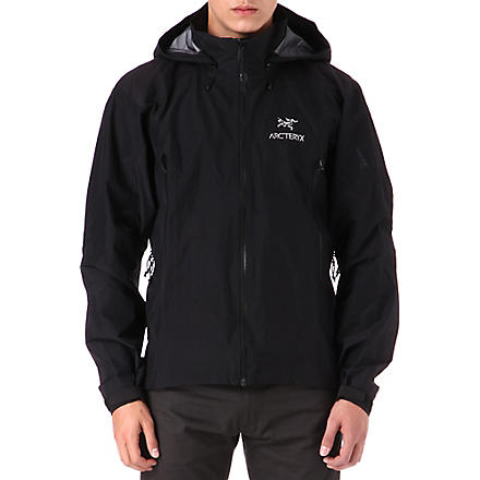 ARC'TERYX Beta AR jacket (Black