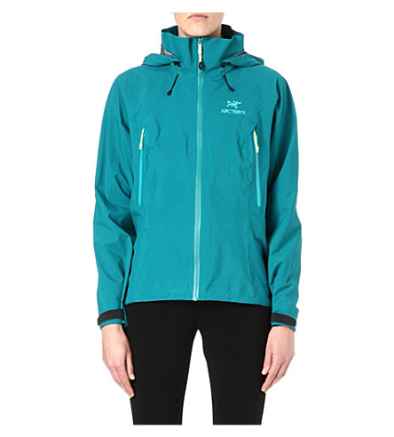 ARC'TERYX Beta all-round jacket (Green